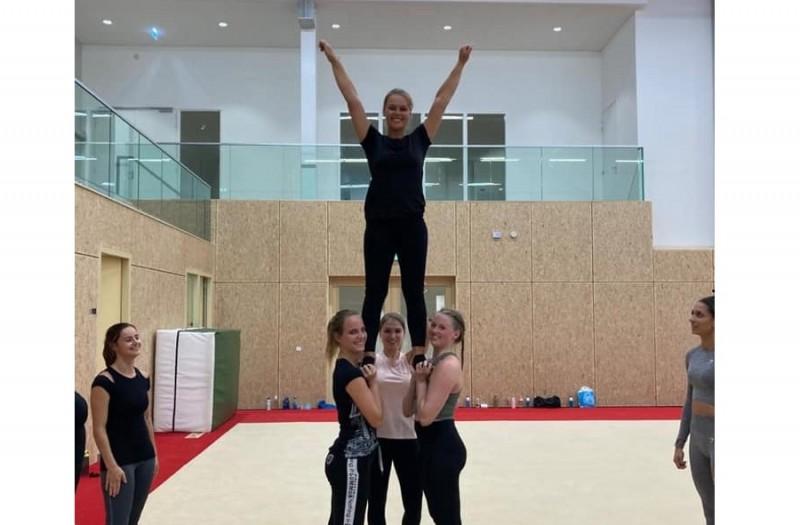 Blog van nieuwe cheerleader Jitske