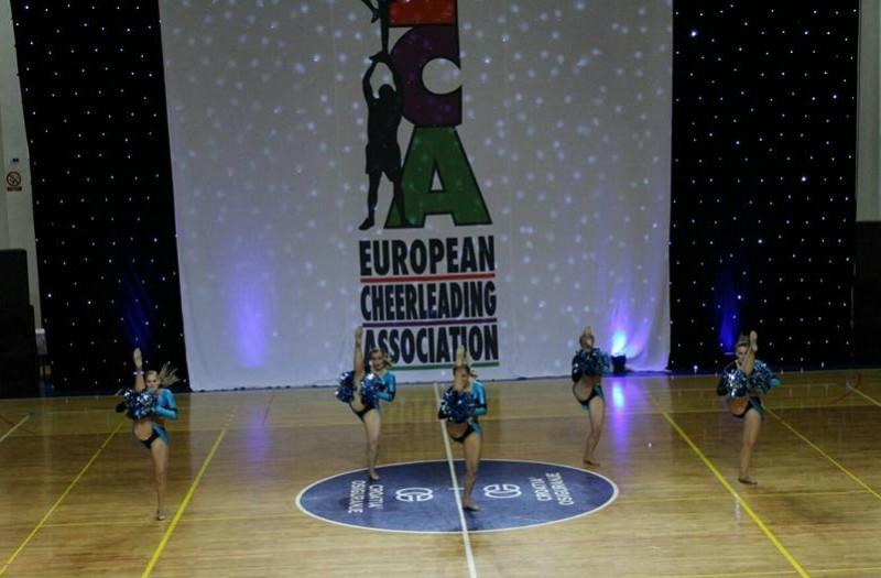 European Cheerleading Championship Zagreb