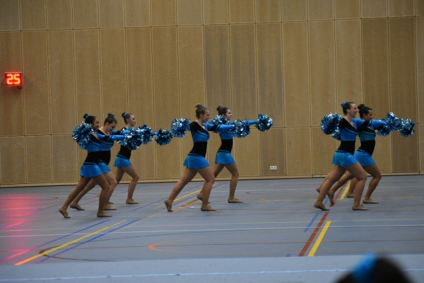 1e voorronde NK Cheer 26-01-2020