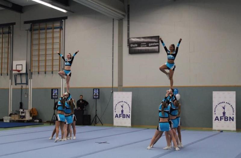 Voorronde NK Cheerleading