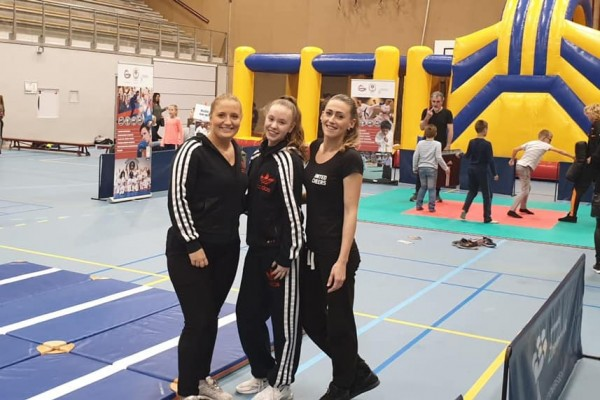 Workshop Mega Sport- en Spelinstuif 01-05-2019