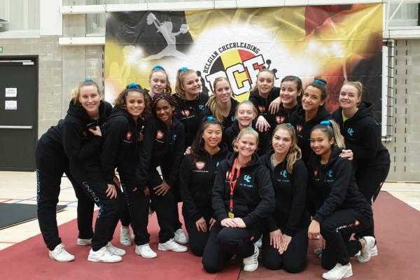 UCA Benelux Camp 09 & 10-11-2019