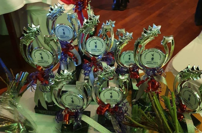 Awards Cheersport gala