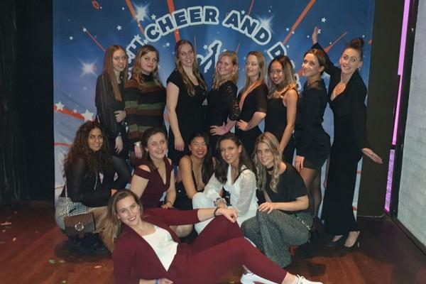 Cheersportgala Dutch Cheer & Dance 14-12-2019