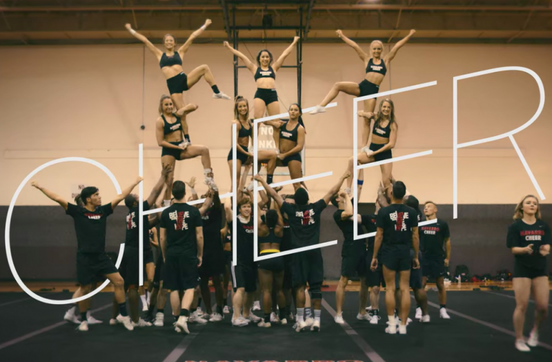 Netflix documentaire serie 'CHEER'