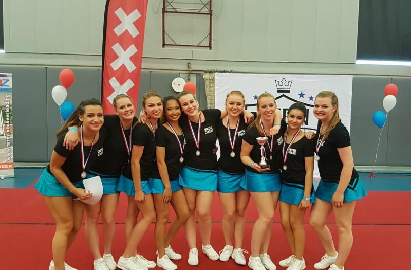 Voorronde NK Cheerleading AFBN