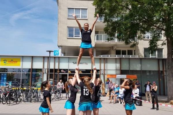 Verenigingendag Zoetermeer 23-06-2018