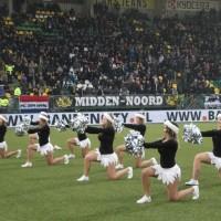ADO Den Haag - FC Twente (Kerstoptreden)