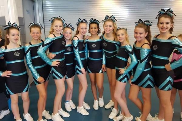 Nk cheerleading 2018
