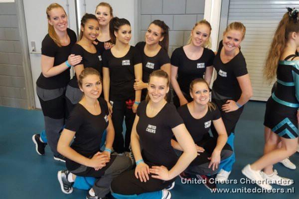 Nederlands Kampioenschap AFBN, Amsterdam 22-04-2018