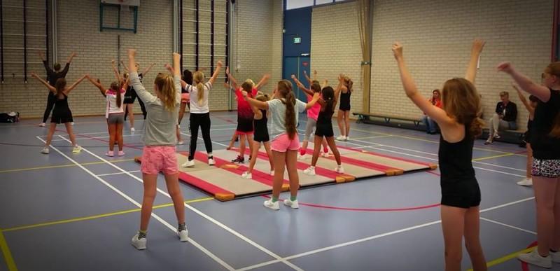 Cheerleader worden
